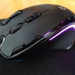 Мыши - Logitech G300 игровая мышка, 0
