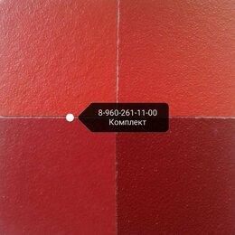 Плитка из керамогранита - Керамогранит 600х600 красный, 0