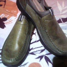 Туфли - Туфли мужские(мокасины), 0