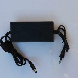 Блоки питания - Блок адаптер питания DC 12V 5000mA 5.5 x 2.1 мм, 0
