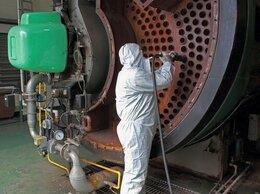 Ремонт и монтаж товаров - Чистка и ремонт промышленных котлов, 0