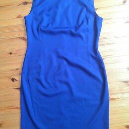 Платья - Платье-футляр, красивое, приталеное 44-46р., 0