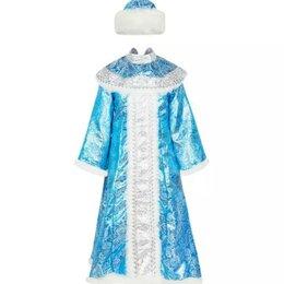 Карнавальные и театральные костюмы - Карнавальный костюм «Снегурочка», 0