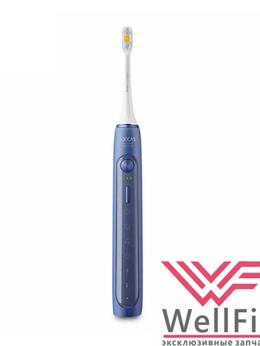 Электрические зубные щетки - Электрическая зубная щетка Xiaomi Soocas X5 синяя, 0