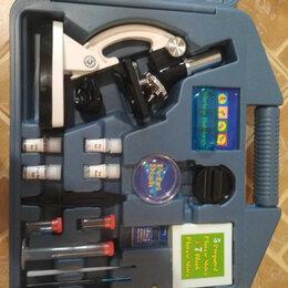 Микроскопы - Микроскоп детский биологический новый в упаковке, 0
