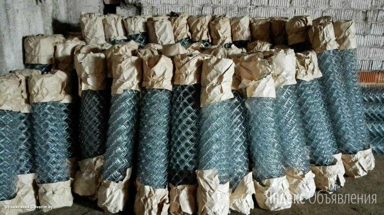 Сетка рабица оцинкованная Дмитровск по цене 885₽ - Металлопрокат, фото 0