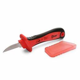 Прочее сетевое оборудование - Нож монтерский изолированный КВТ НМИ-02 до 1000В…, 0