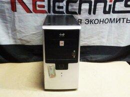 Настольные компьютеры - ПК 775 E5200 1x2Gb DDR2 160IDE G31 350W mATX black, 0