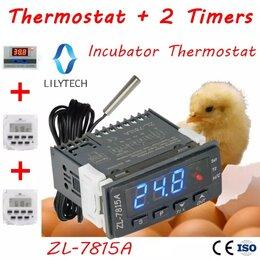 Аксессуары и запчасти - Терморегулятор ZL-7815A, 0