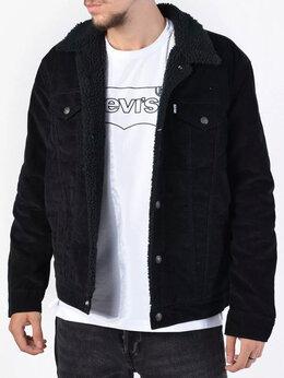 Куртки - Новая куртка вельвет Levi's® Man jacket type 3…, 0