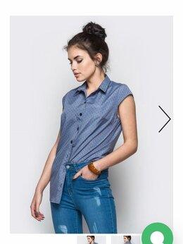 Блузки и кофточки - Рубашка блузка женская 44-46, 0