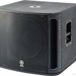 Акустические системы - Активный сабвуфер MSR800W Yamaha, 0