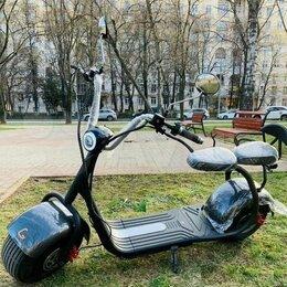 Мототехника и электровелосипеды - Электросамокат, 0