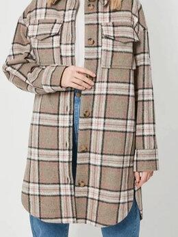 Пальто - Рубашка-пальто Sela новое, 0