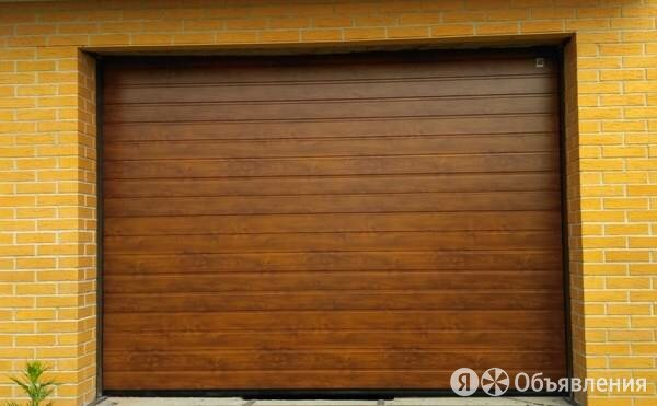 Ворота Секционные alutech 3900*2100 по цене 88300₽ - Готовые строения, фото 0