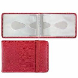 Визитницы и кредитницы - Визитница/кредитница 24 карт, однорядная…, 0