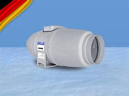 Вентиляторы - Бесшумный вентилятор канальный Blauberg Германия, 0