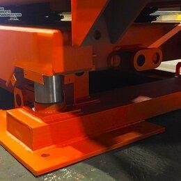 Весы - Весы платформенные электронные противоударные ВП-П-П 5000 кг (5 тонн), 0