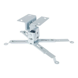 Проекторы - Кронштейн для проектора потолочный VLK TRENTO-81W, 125мм, до 15 кг, наклон 15..., 0