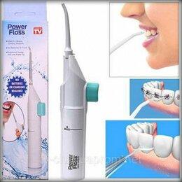 Полоскание и уход за полостью рта - Портативный ирригатор полости рта Power Floss, 0
