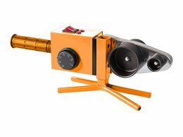 Аппараты для сварки пластиковых труб - Аппарат для сварки труб Gedore 20-63 мм 300C, 0