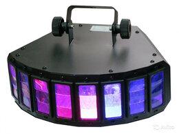 Прожекторы - Эффект светодиодный многолучевой Led Star DERBY, 0