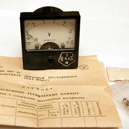 Измерительные инструменты и приборы - Амперметры вольтметры М42300, М42100, М42301, М42304, М42101, 0
