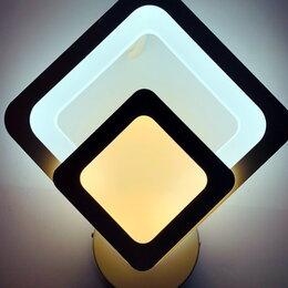 Бра и настенные светильники - БРА LED 8022/1 44 W, 0