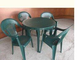 Комплекты садовой мебели - Комплект мебели садовый из пластика на 4 персоны…, 0