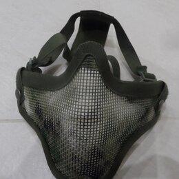 Спортивная защита - Маска для нижней части лица, 0