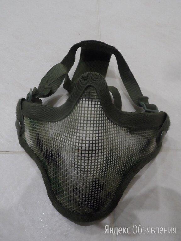 Маска для нижней части лица по цене 500₽ - Спортивная защита, фото 0