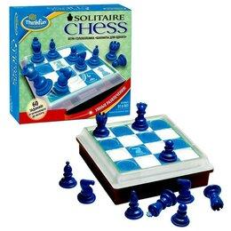 Головоломки - Thinkfun 3400-RU Шахматы для одного, 0