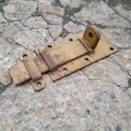Защелки и завертки - Засов для гаража, 0