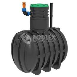 Оборудование для АЗС - Емкость для топлива подземная, 0