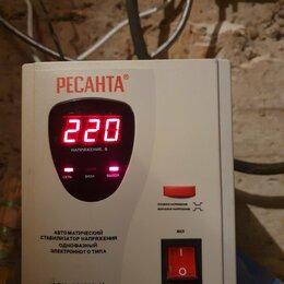 Стабилизаторы напряжения - Стабилизатор напряжения РЕСАНТА АСН-1000 1-Ц, 0