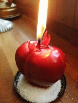 Декоративные свечи - Свеча «Искушение», 0