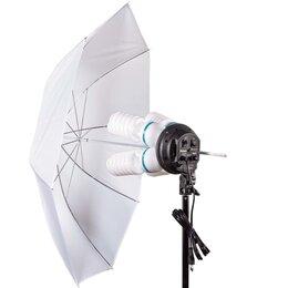 Осветительное оборудование - Комплект GRIF-305A осветитель постоянного света , 0
