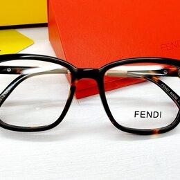 Очки и аксессуары - Оправа женская Fendi / 486 очки дисконт, 0