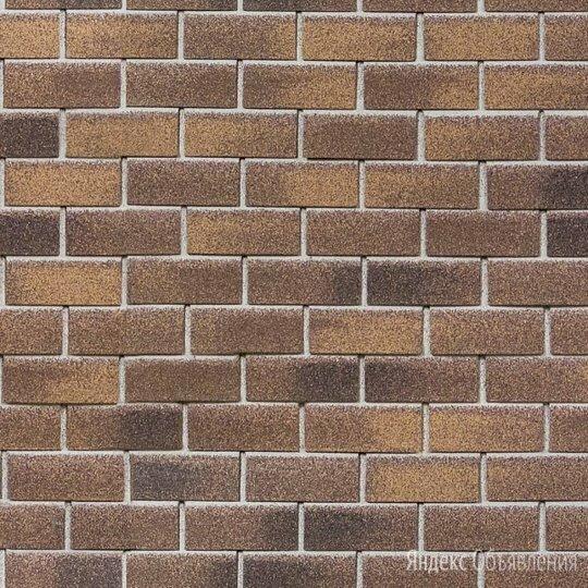 ТЕХНОНИКОЛЬ HAUBERK фасадная плитка, Кирпич, Бельгийский 2 м2 по цене 980₽ - Фасадные панели, фото 0