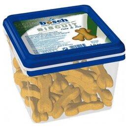 Лакомства  - Bosch Biscuit Lamb Rice 1 кг, 0