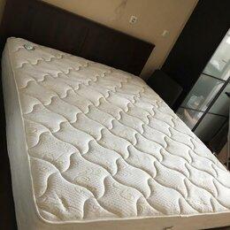Кровати - Кровать с матрасом бесплатно привезу в рассрочку, 0