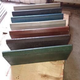 Садовые дорожки и покрытия - Бордюр полимерпесчаный 500х200х30, 0