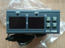 Аксессуары и запчасти - Цифровой терморегулятор stc 3008, регулятор…, 0