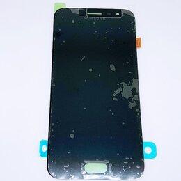 Дисплеи и тачскрины - Дисплей Samsung J250 Galaxy J2 2018 модуль чёрный Black GH97-21339A Оригинал, 0