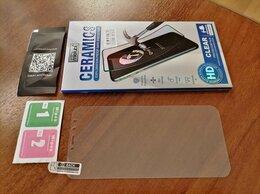 Защитные пленки и стекла - Защитное стекло для смартфона, противоударное, 0