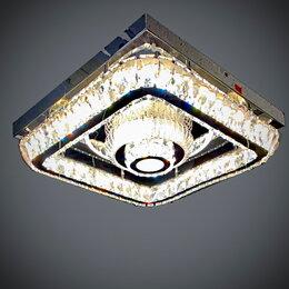 Люстры и потолочные светильники - Светильник LED потолочный НJT19019/500 140 W с…, 0