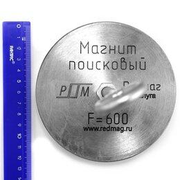 Магниты - Односторонний поисковый магнит F-600 (Редмаг), 0