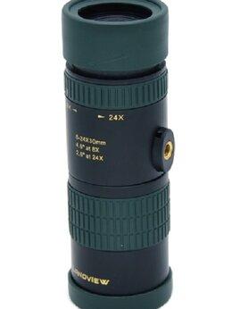 Бинокли и зрительные трубы - Монокуляр (8-24Х*30мм) (RB09), 0