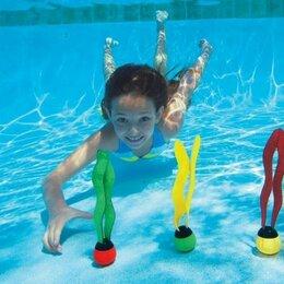 Аксессуары - Набор для ныряния Подводные водоросли, Intex, 0