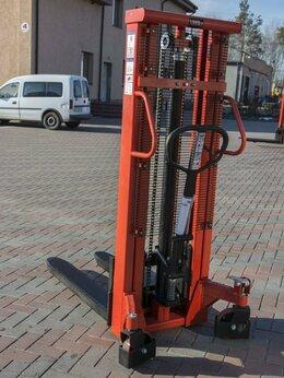 Грузоподъемное оборудование - Штабелёр гидравлическийPT1016, 0